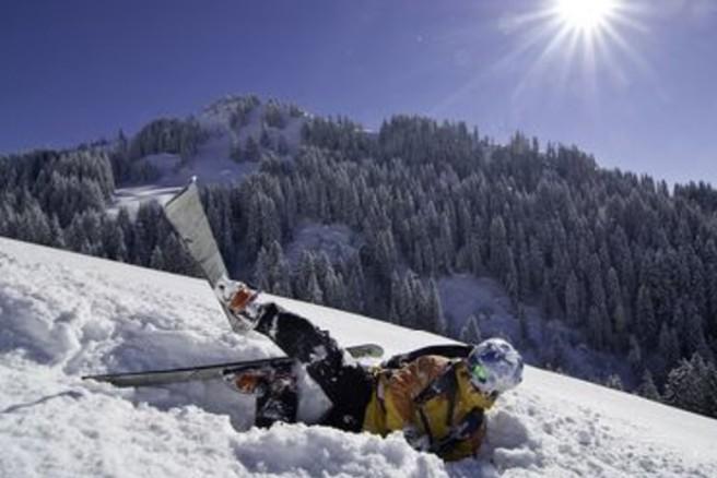 Comment être sur d'être remboursé lors d'un accident de ski ?