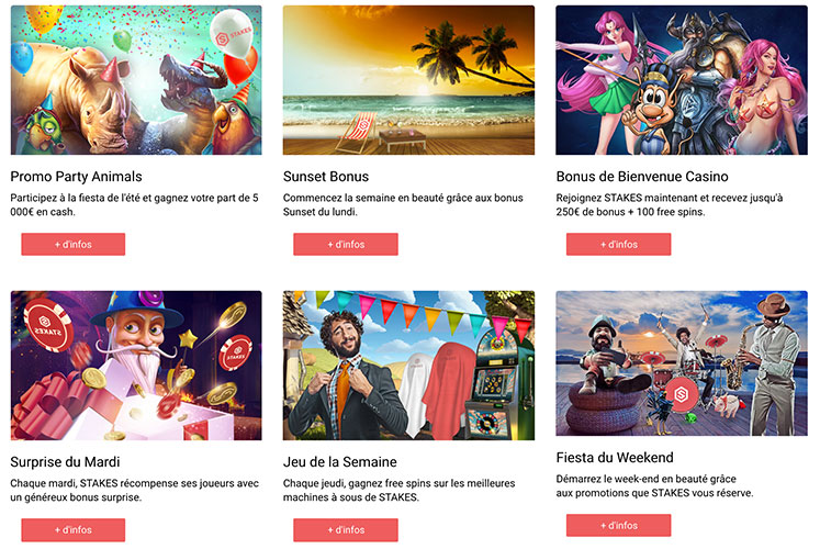 stakes casino promotions