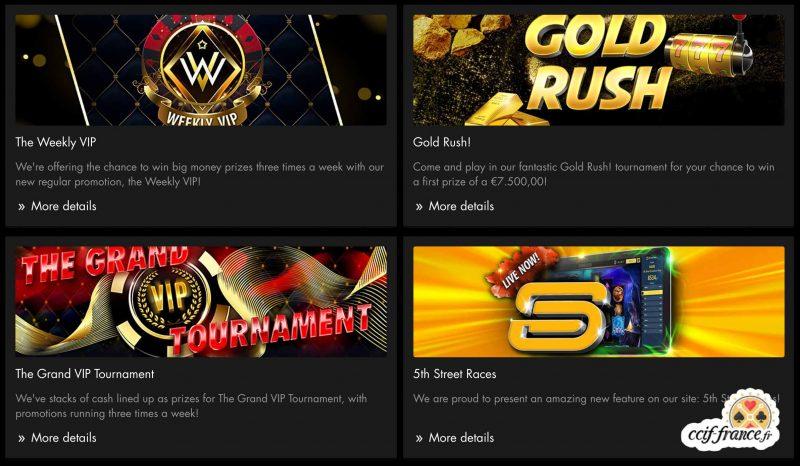 Black Diamond Casino Bonus