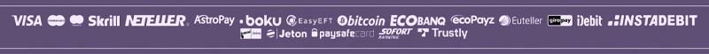 screenshot casino purple payment methods
