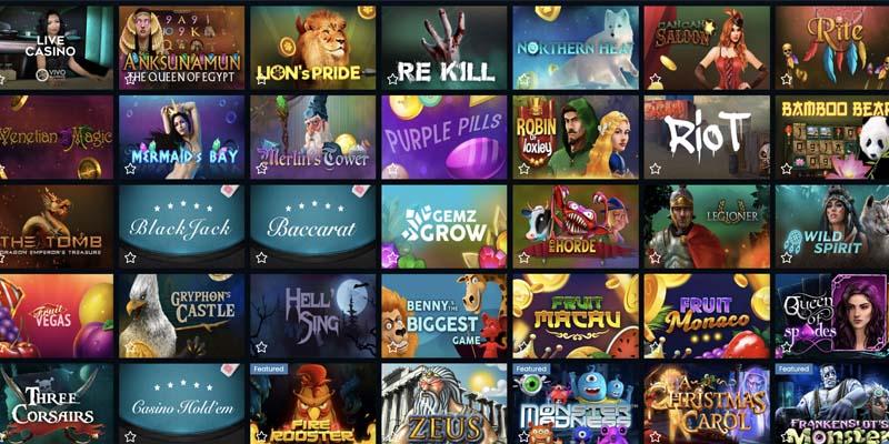 screenshot fireslots games