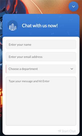 screenshot fireslots support